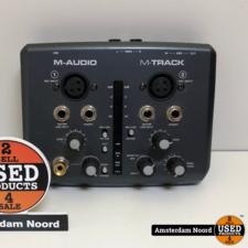 M-Audio M-Track 2x2 audio interface (USB-C)