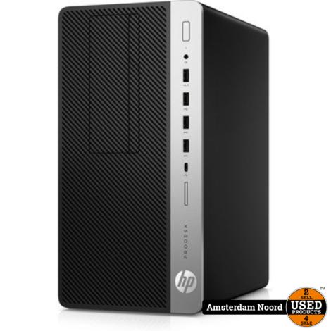 HP ProDesk 600 G4 - i5-8500/8GB/256GB-SSD SFF PC (Nieuw)