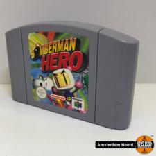 N64 Bomberman hero