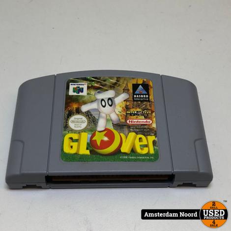 N64: Glover