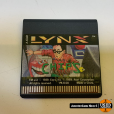 Atari Lynx: Chips Challenge