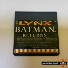 Atari Lynx: Batman Returns