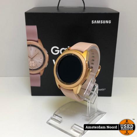 Samsung Galaxy Watch 42mm SM-R810 Smartwatch