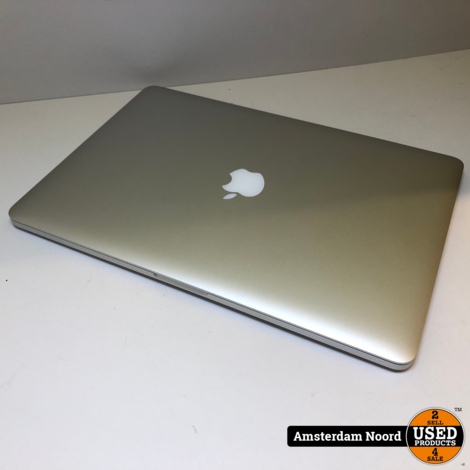 Macbook Pro 2015 15.4/i7-2.8Ghz/16GB/1TB/Catalina
