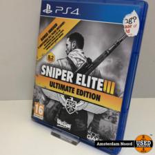 PS4 Sniper Elite III