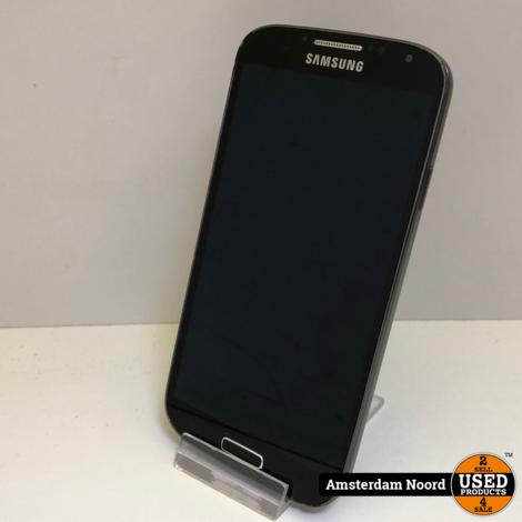 Samsung Galaxy S4 Zwart