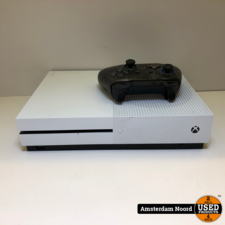 Xbox One S 500GB Console Wit