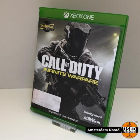 Xbox One: Infinite Warfare