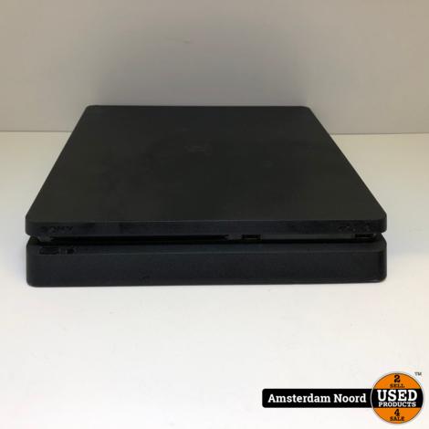 Playstation 4 Slim 1TB Zwart