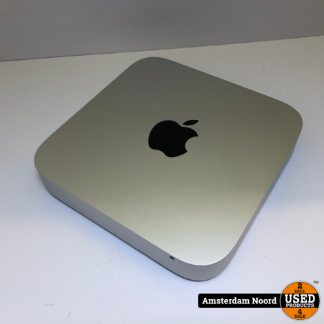 Apple Mac Mini 2014 i5-2.8Ghz/8GB/256SSD