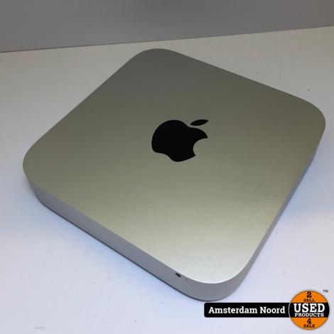 Apple Mac Mini 2014 i5-2.6Ghz/8GB/256SSD