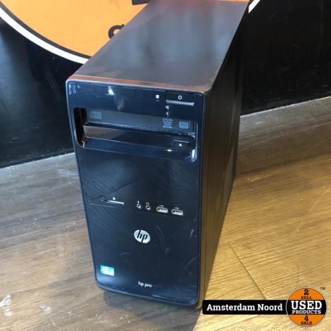 HP Pro 3500 Series MT Desktop