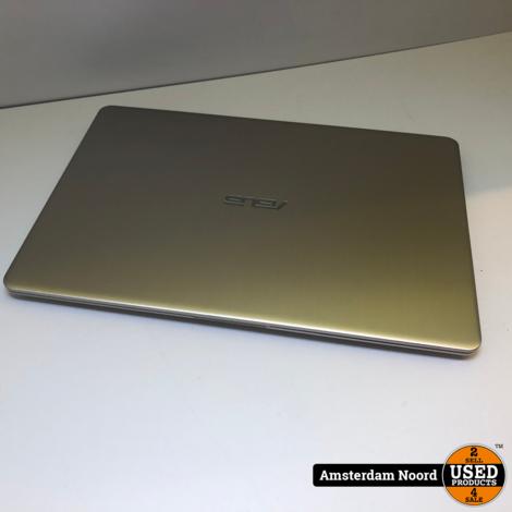 Asus VivoBook S15 S510UQ-BQ399T Laptop - 15.6FHD-IPS/i5-7200/8GB/1256GB/MX940/W10