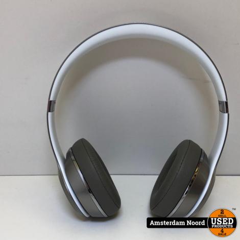 Beats Solo 2 Luxe Edition Silver