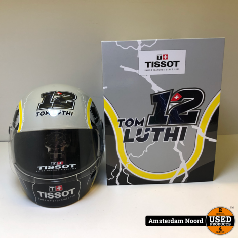 Tissot T-Race Thomas Luthi Limited Edition T048.417.27.057.10