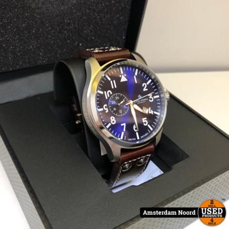 Alpha Sierra AM2 Automaat Heren Horloge