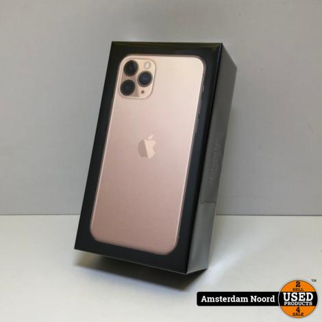 Apple iPhone 11 Pro 64GB Gold (Nieuw)