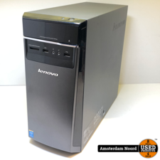Lenovo Lenovo H50-50 Desktop PC  - i3-4170/8GB/1TB/Win10