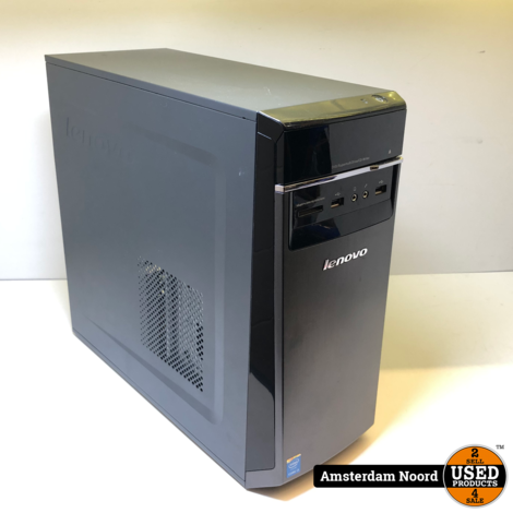 Lenovo H50-50 Desktop PC  - i3-4170/8GB/1TB/Win10