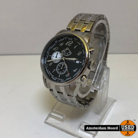 Executive Club EX-1001-11 Heren Horloge