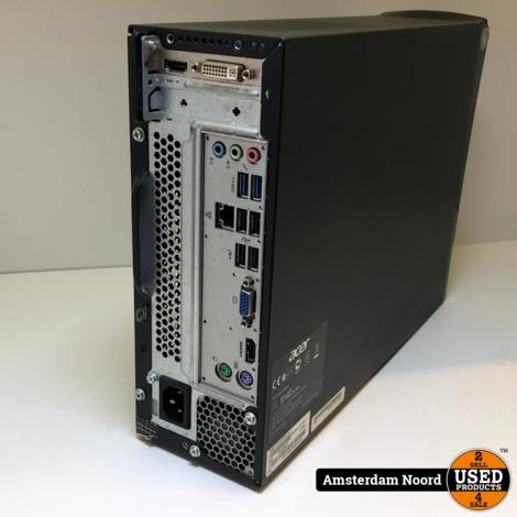 Acer Aspire X3470 A6-3620QC/4GB/320HDD/HD7470-4GB/W10