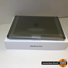 Apple MacBook Pro 2019 13.3/I5-2.4QC/8GB/512SSD+Touchbar (Nieuw)