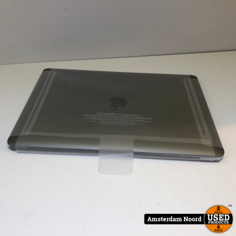 MacBook Pro 2019 13.3/I5-2.4QC/8GB/512SSD+Touchbar (Nieuw)