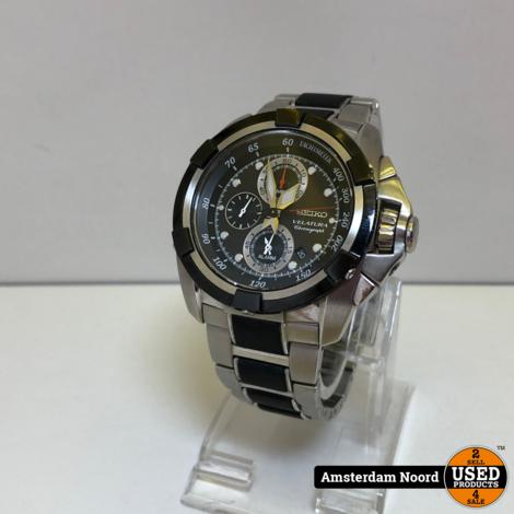 Seiko Velatura Chronograph 7T62-0HD0 Horloge