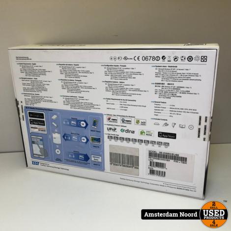 Samsung SE-208BW - Smart Media Hub (Nieuw)