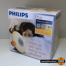 Philips Wake-Up Light HF3506/50 (Nieuw)