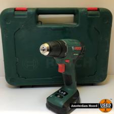 Bosch PSR 1440 LI Accuboormachine 14.4V 1.5Ah (2x)