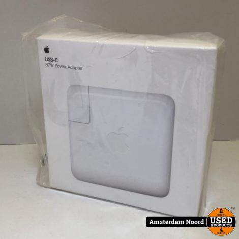 Apple USB C 87W Adapter