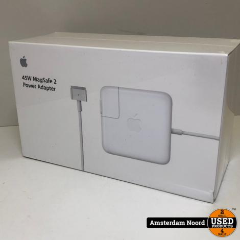 Apple 45W MagSafe 2 Adapter (Nieuw)