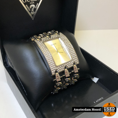 Guess W13097L1 Dames Horloge