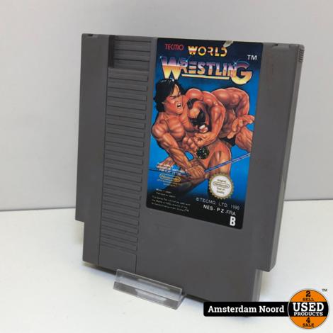 NES World Wrestling