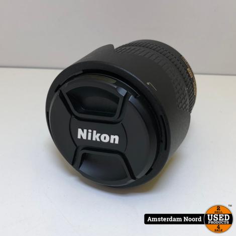 Nikon AF-S 18-105mm f/3.5-5.6G ED VR DX Lens