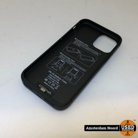 iPhone 11 Pro External Battery Case
