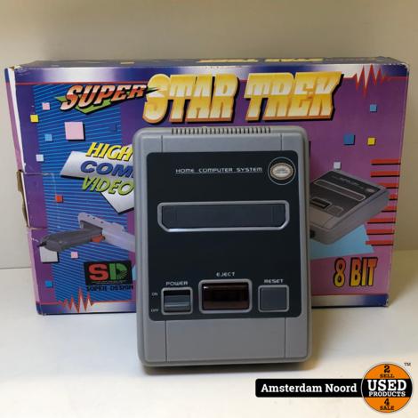 Super Star Trek Nes 8 Bit