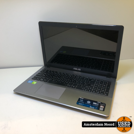 ASUS Asus X550CC-XX043H Laptop - 15.6/i5-3337/4GB/750HDD/W10
