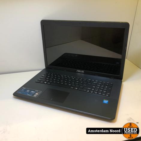 ASUS F751M Laptop 17.3/N2940/4/500HDD/W10