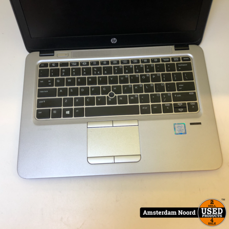 HP EliteBook 830 G4 Laptop - 14FHD/i5-7200U/4GB/256SSD/W10