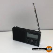 Sony Sony XDR-P1DBP DAB+ Radio