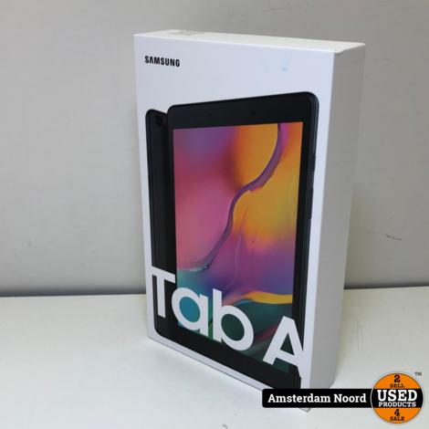 Samsung Galaxy Tab A 2019 (8'0) Wifi Zwart