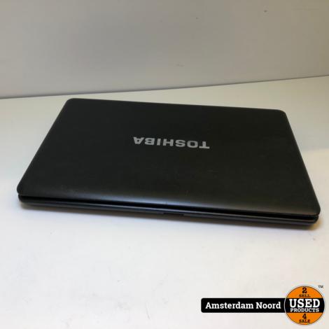 Toshiba Satellite C660-1N3 Laptop - 15.6/i5/4GB/500HDD/W10