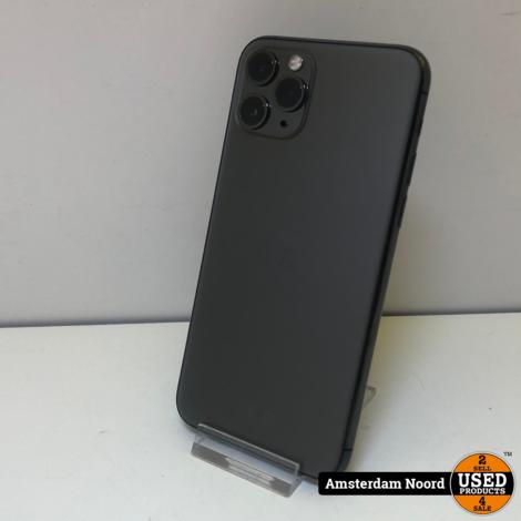 Apple iPhone 11 Pro 64GB Grijs (Nieuwstaat)