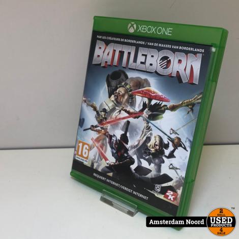 Xbox One Battleborn2