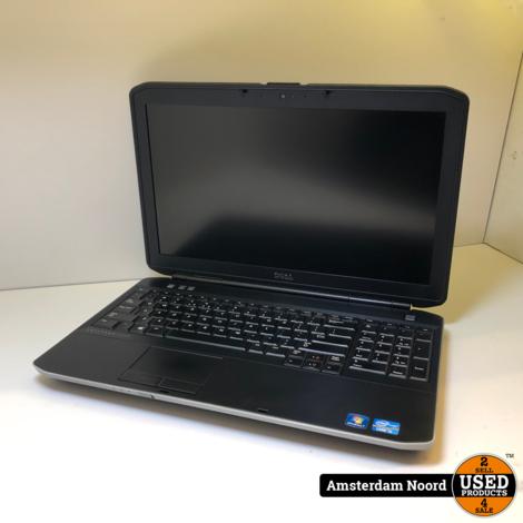 Dell Latitude E5530 Laptop - 15.6FHD/i5-3230/8GB/160HDD/W10