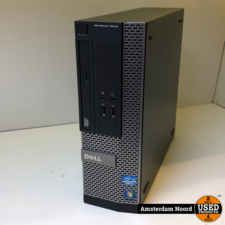 Dell Dell Optiplex 3010 i3-3240/4GB/500HDD/W10 Desktop PC