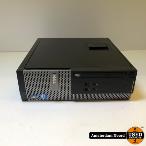 Dell Optiplex 3010 i3-3240/4GB/500HDD/W10 Desktop PC