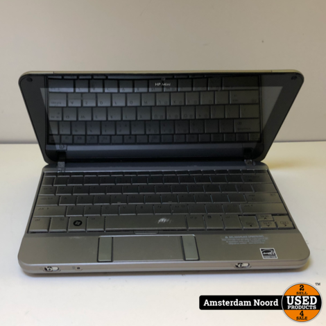 HP Mini 2140 Mini Laptop